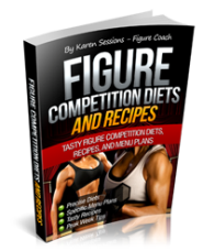 Figure Competition Diets & Recipes