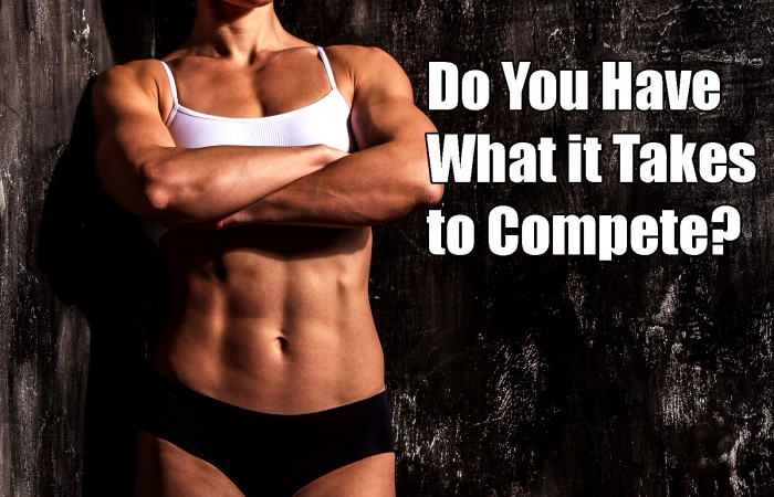 what it takes to compete