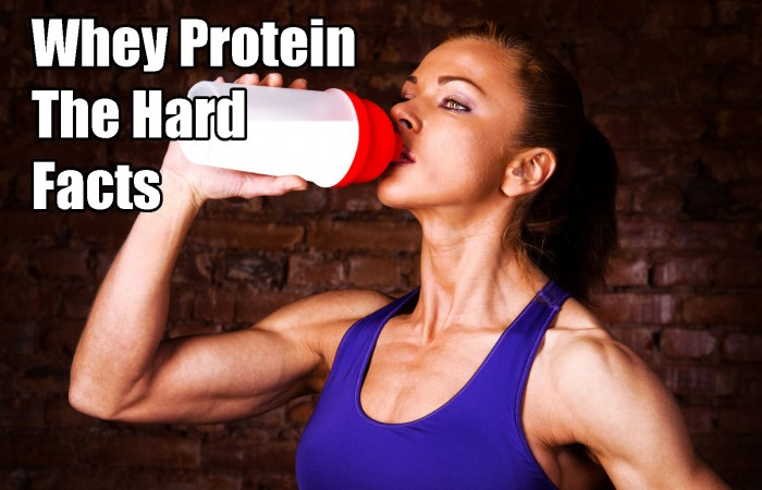 whey protein the hard facts