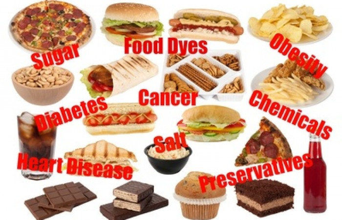 processed foods cause cancer