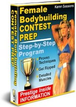 Female Bodybuilding Contest