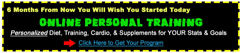 online personal training box