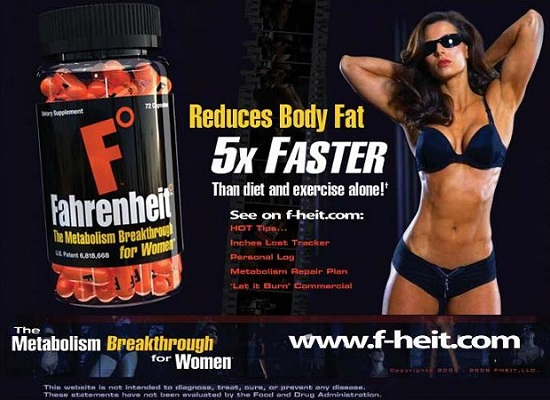 jelena fahrenheit supplement