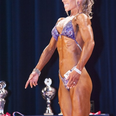 Over 40 And Entering A Figure Competition