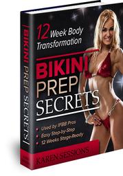Bikini Prep Secrets