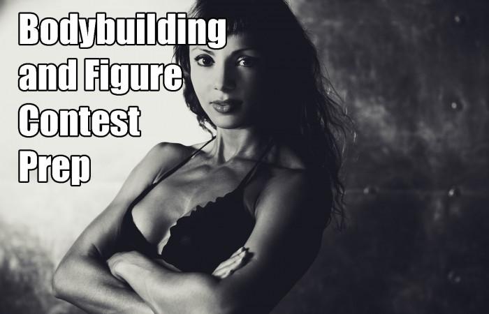 figure contest preparation