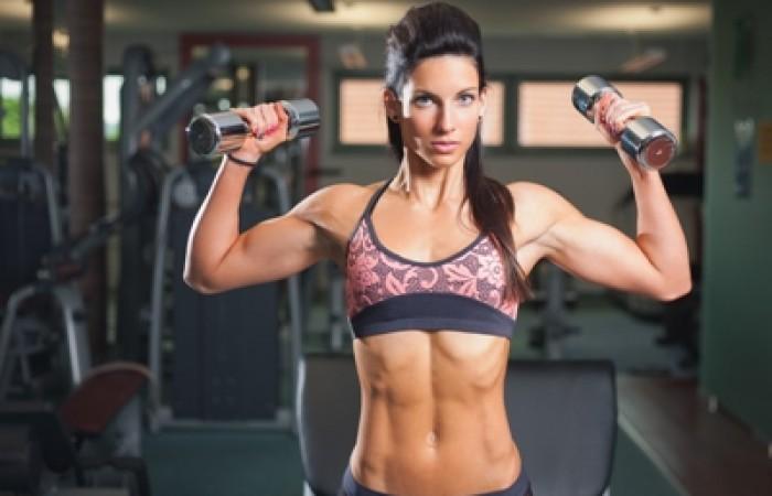 muscle gain rep range