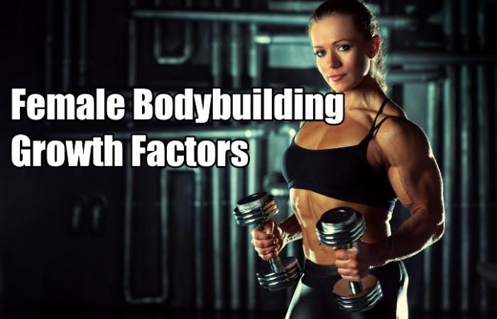 female bodybuilding growth factors