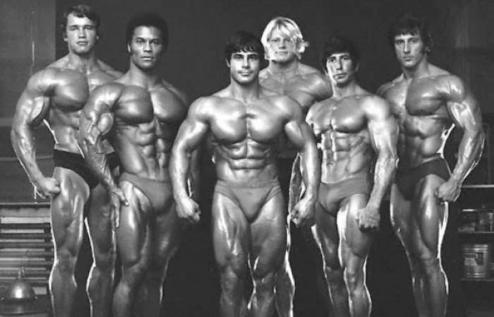 golden age of bodybuilding