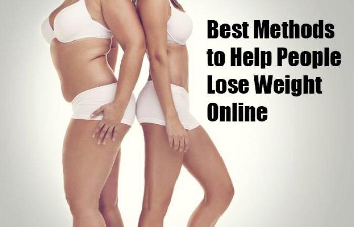 lose weight online