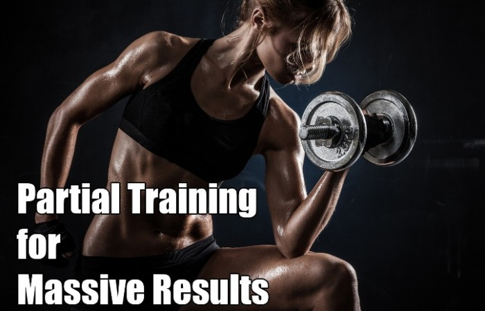 partial training for massive resutls
