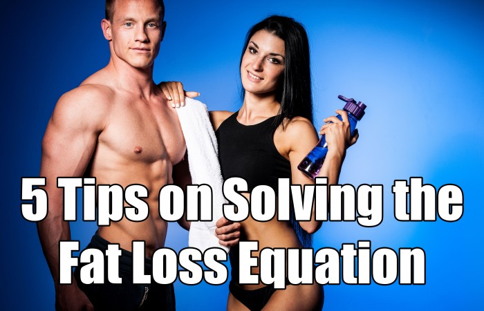 solving the fat loss equation