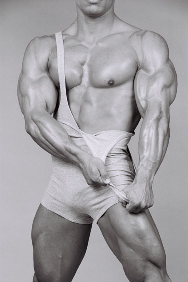 The Unstoppable Bodybuilder