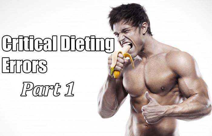 critical dieting errors