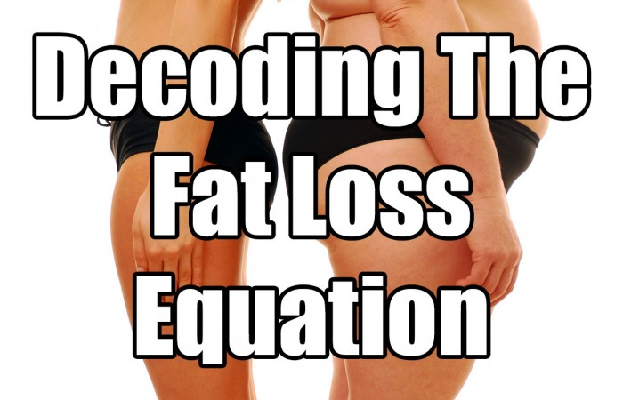 decoding the fat loss equation
