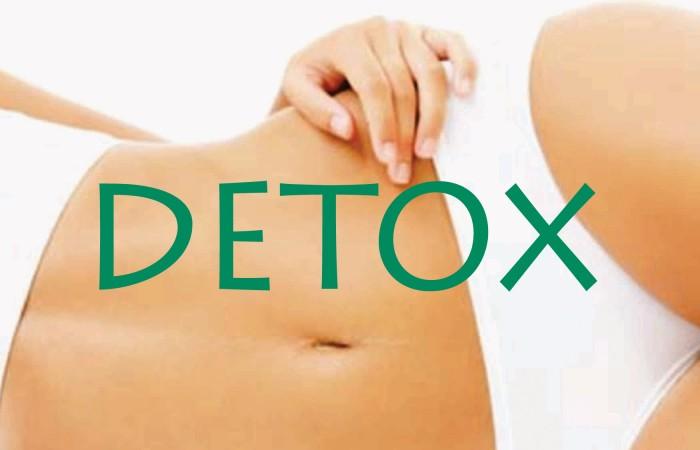detox belly fat