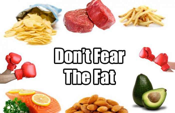 don't fear the fat