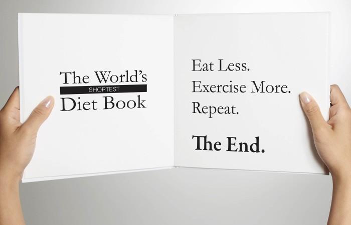 fad diet book