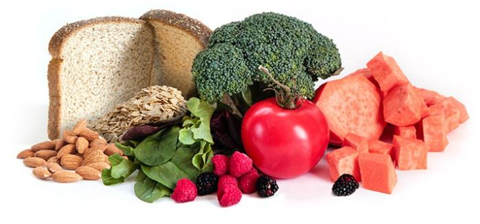 high fiber foods for fat loss