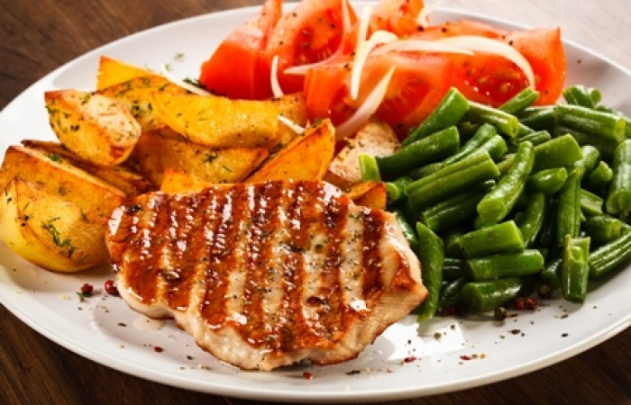 organic weight loss meal