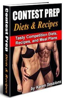 Contest Prep Diets & Recipes