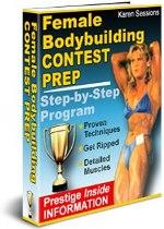 Female Bodybuilding Contest