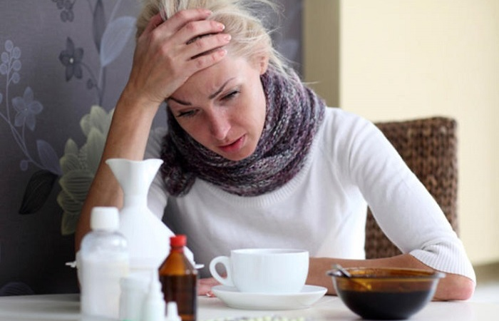 sluggish immune system