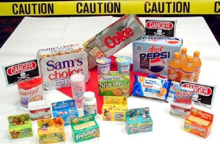 sugar free foods