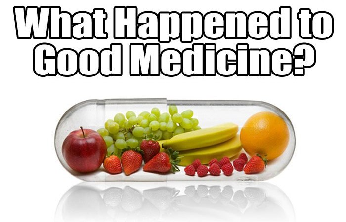 what happened to good medicine