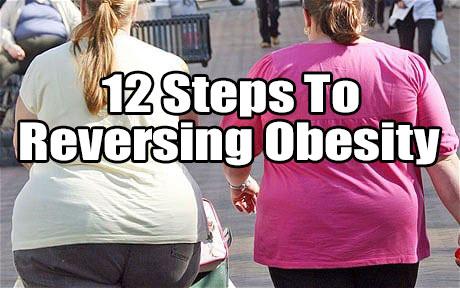 reversing obesity by walking
