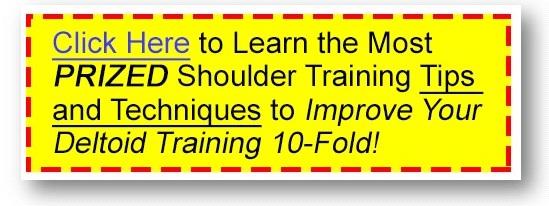 click here shoulder training box
