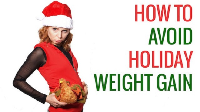 avoiding the holiday weight gain