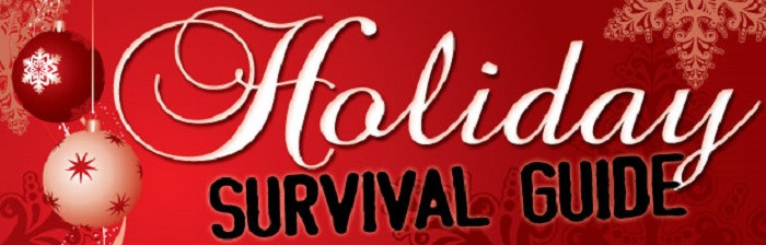 red holiday survival guide