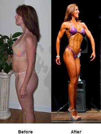 Janey Figure Competitor