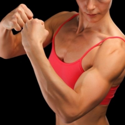 Developed Shoulders for a Polished Physique