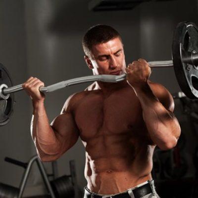 Natural Bodybuilding Training Split