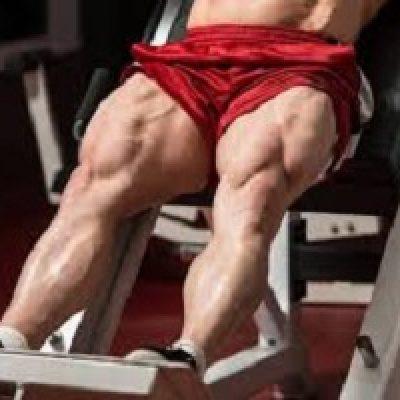 Leg Workout for Mass