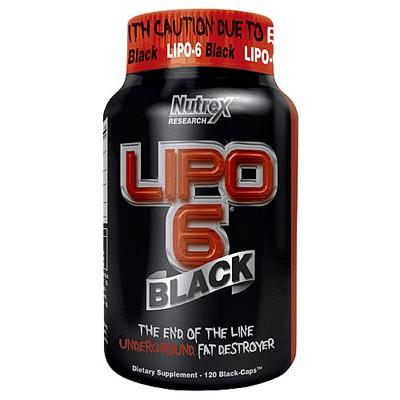 Nutrex Lipo-6 for Fat Loss